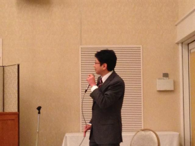 渡邊憲史先生座長
