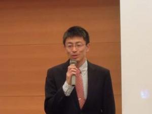 新会員挨拶 ねもとキッズクリニック 根本 健二先生