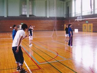 1年生クラス内バレーボール大会