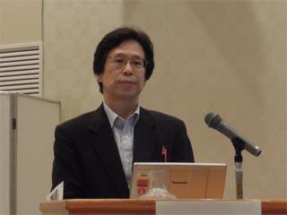 森谷浩史先生