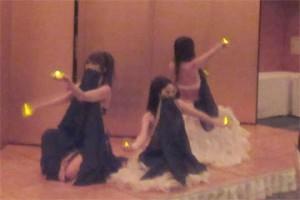 余興 ベリーダンス1