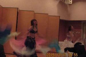 余興 ベリーダンス2